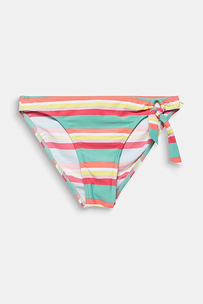 Mini briefs with decorative ties