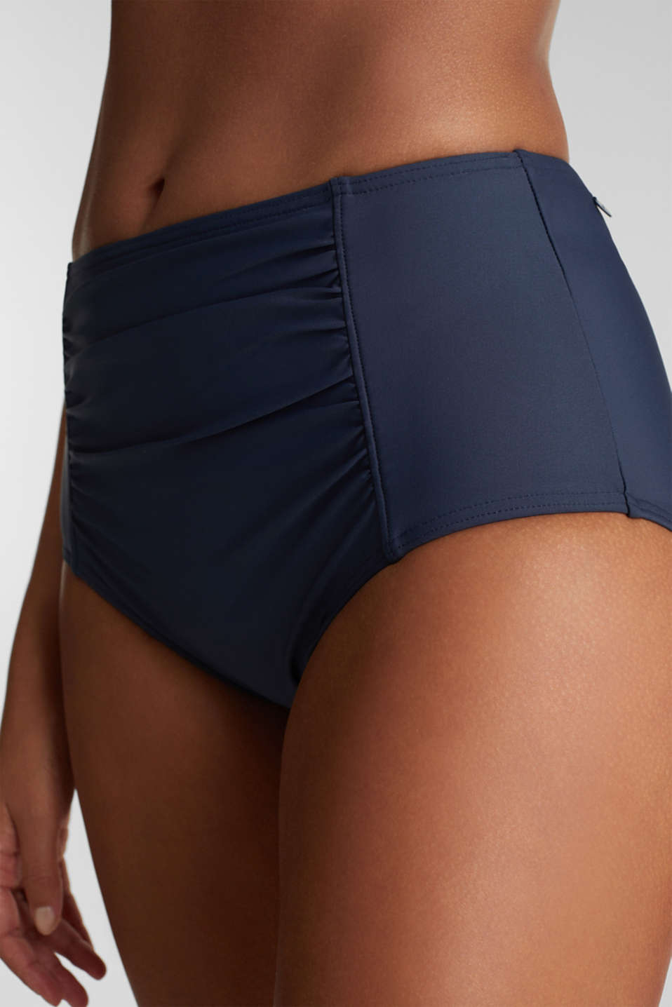 High-waisted briefs with a shaping effect, NAVY 2, detail image number 1