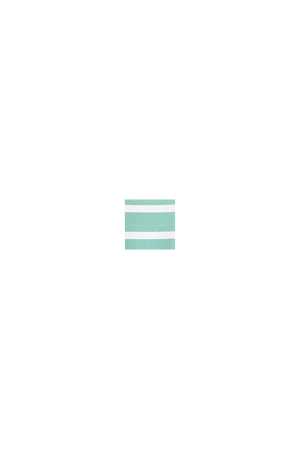 Jersey-Playsuit aus 100% Baumwolle, DUSTY GREEN, swatch