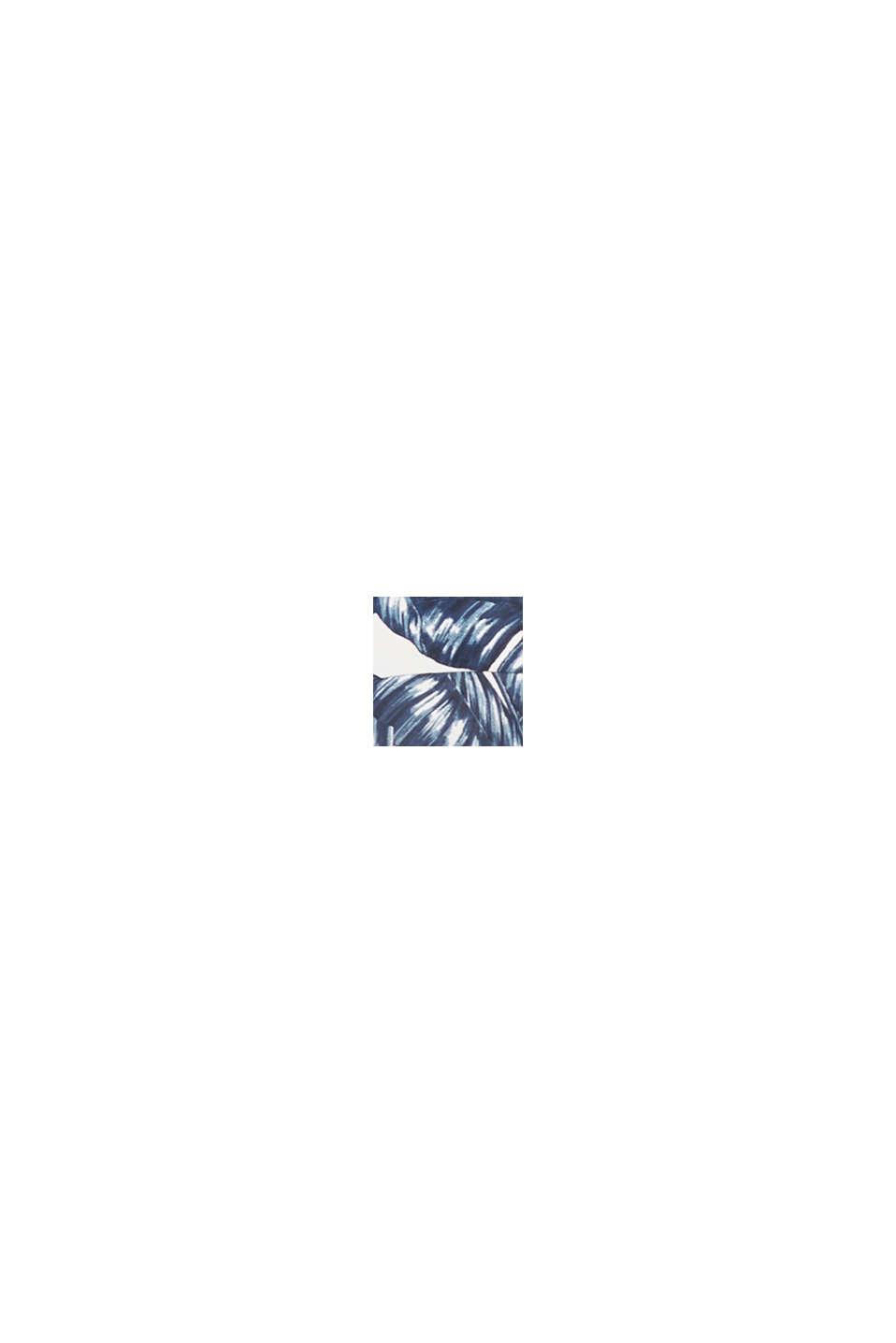 Polstret bøjletop til store skålstørrelser, NAVY, swatch