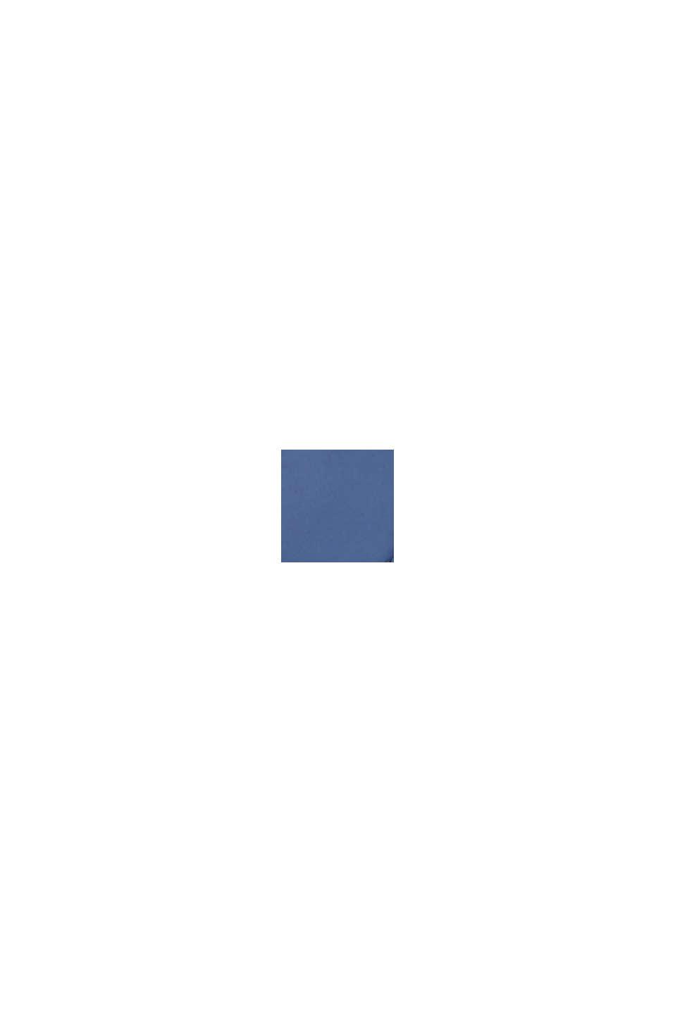 Uvatteret bøjle-BH med transparente striber, BLUE LAVENDER, swatch