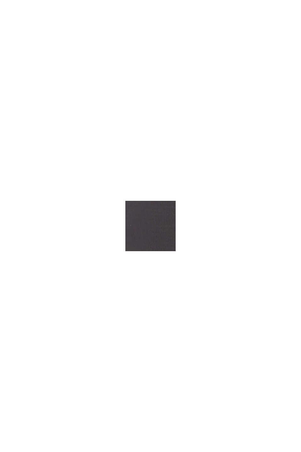 Bøjle-bh med aftagelige stropper, ANTHRACITE, swatch