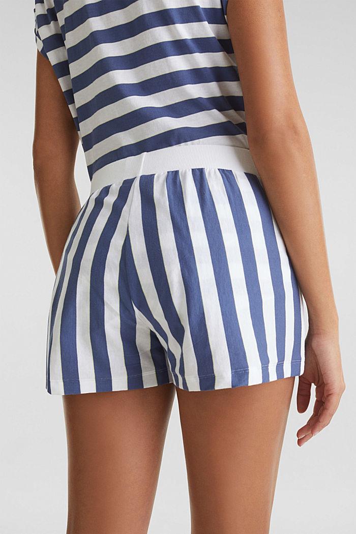 Jersey pyjamas in 100% cotton, WHITE, detail image number 5