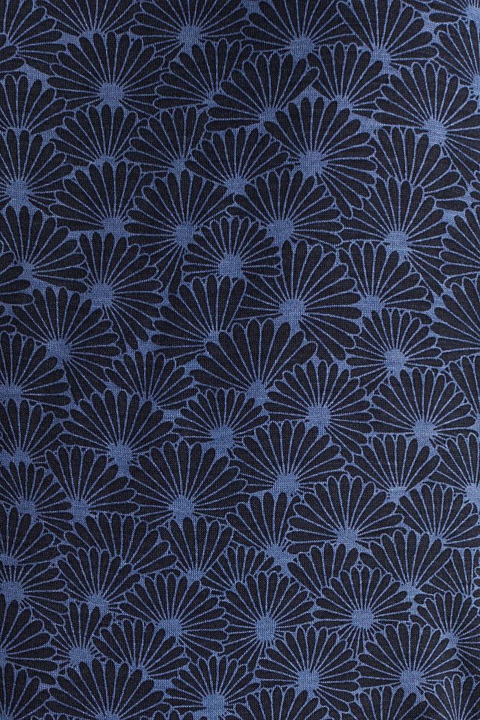 Jersey-Stretch-Pyjama mit Print, BLUE LAVENDER, detail image number 3