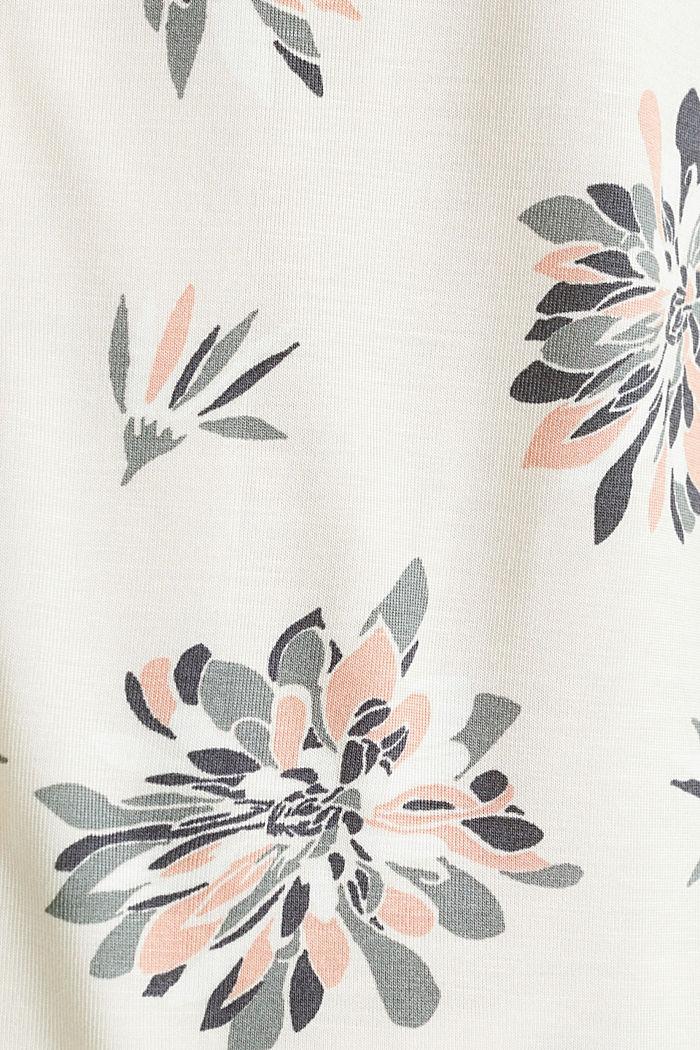 Pyjamas i stretchjersey med tryck, ICE, detail image number 4