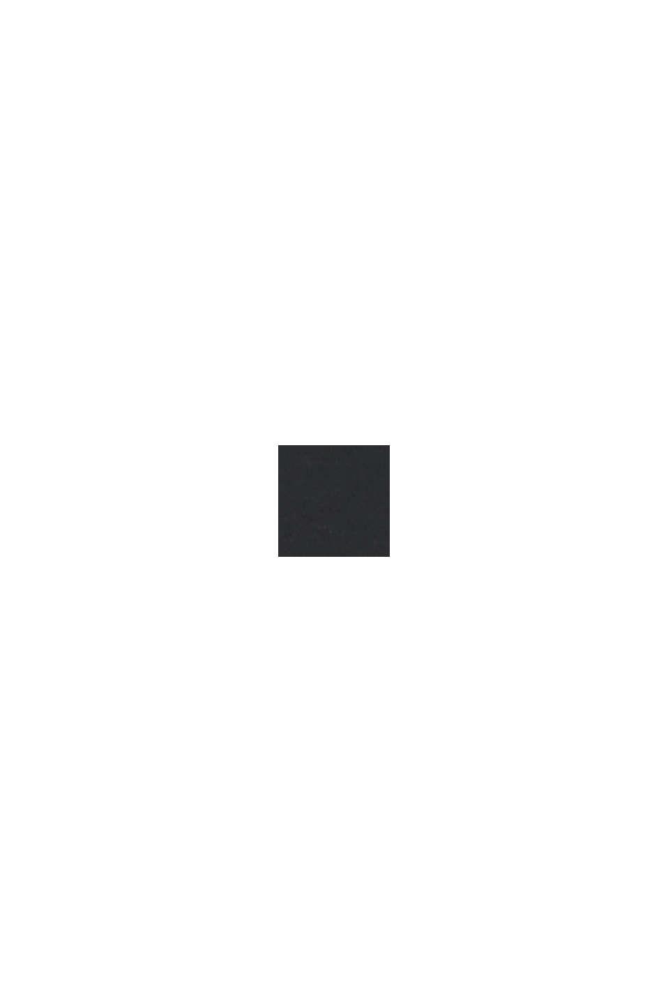 Short de bain rétro à rayures, BLACK, swatch