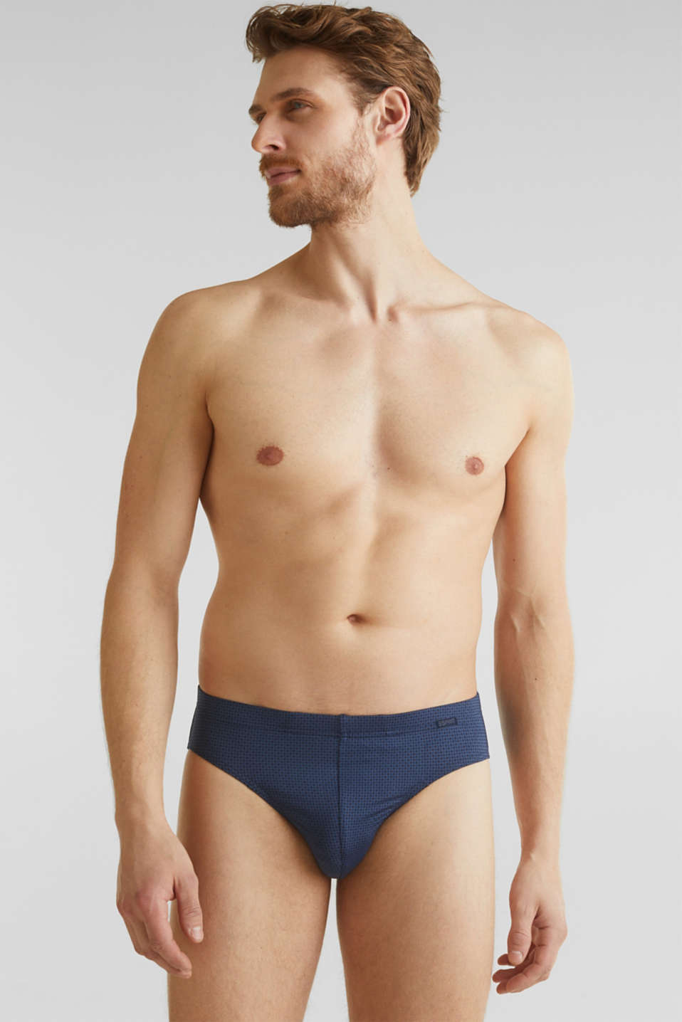 Esprit - In a triple pack: microfibre briefs