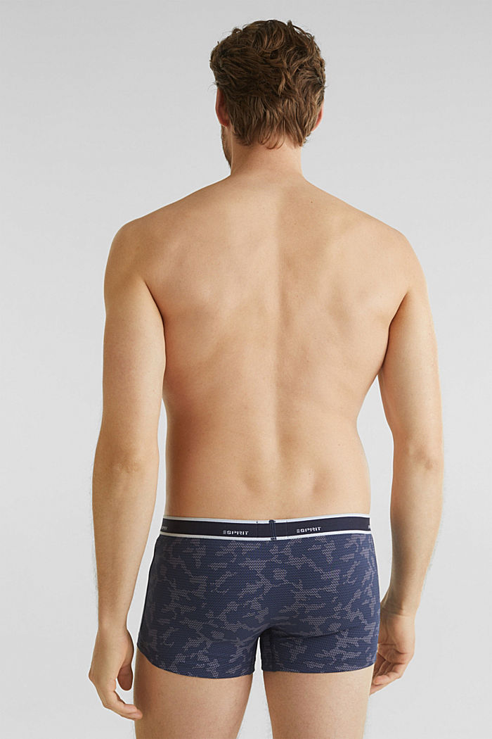 In confezione tripla: culotte corte, NAVY, detail image number 1