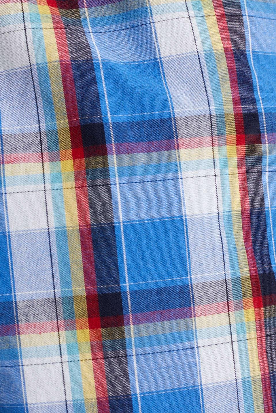 Jersey and fabric pyjamas, NAVY 2, detail image number 2
