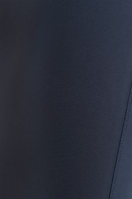 Compression leggings, E-DRY, NAVY 2, detail