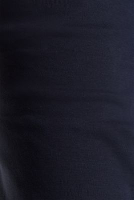Tracksuit bottoms with nylon inserts, NAVY 2, detail