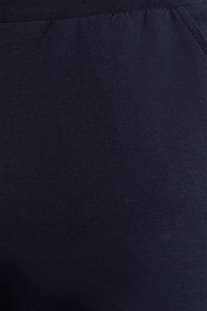 Tracksuit bottoms with contrast piping, NAVY, detail image number 3