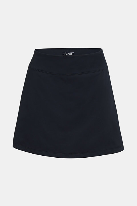 2-in-1: tennis skorts with an adjustable waistband and edry