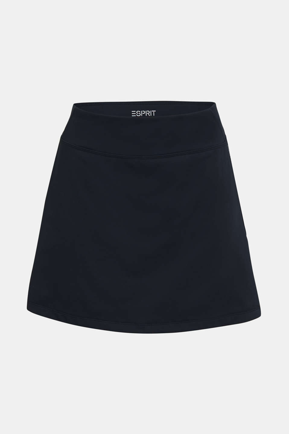 2-in-1: tennis skorts with an adjustable waistband and edry, BLACK, detail image number 5