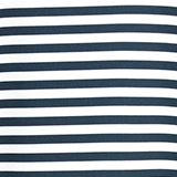Jersey top with stripes, E-DRY, NAVY, swatch