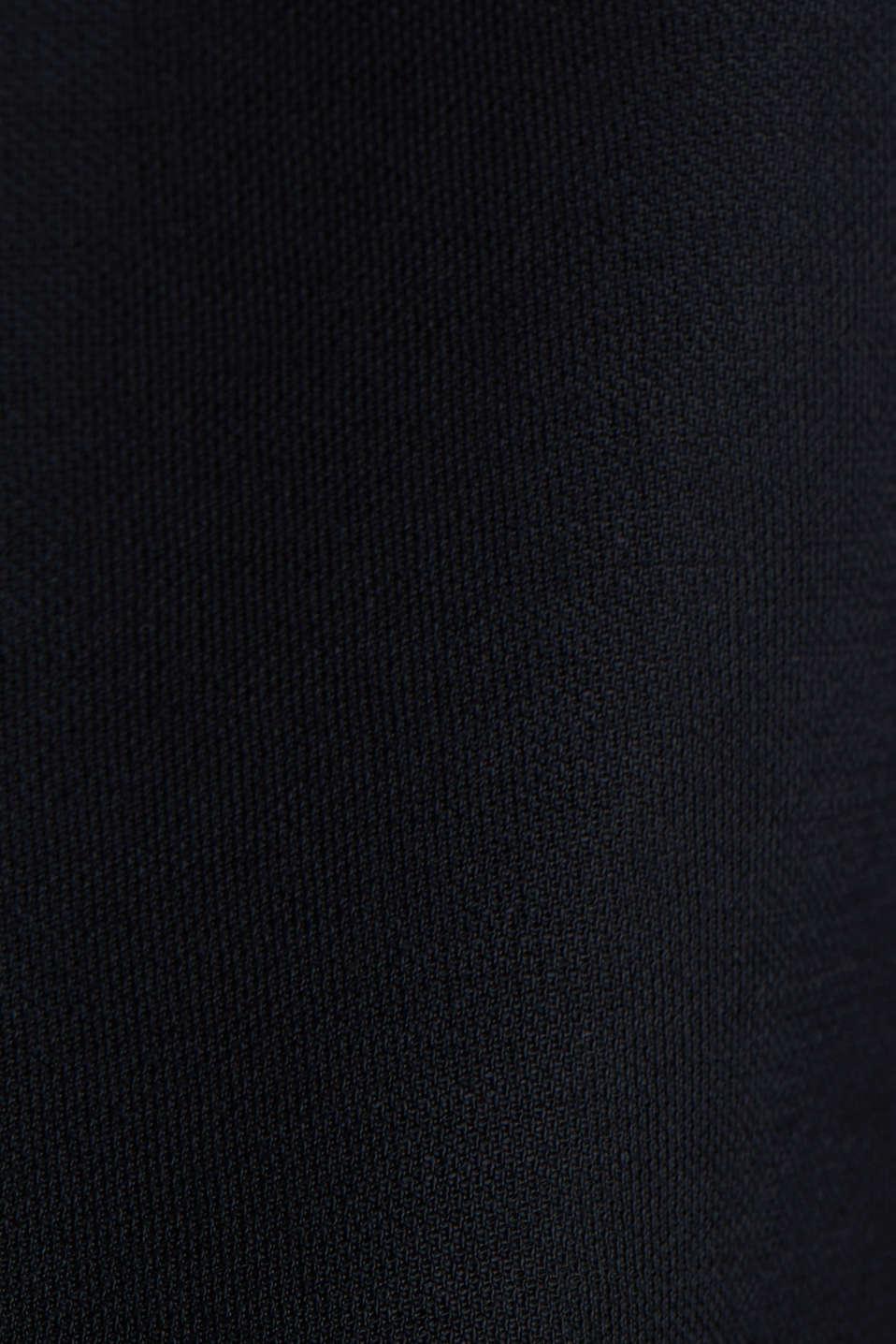Soft jersey culottes, BLACK, detail image number 4
