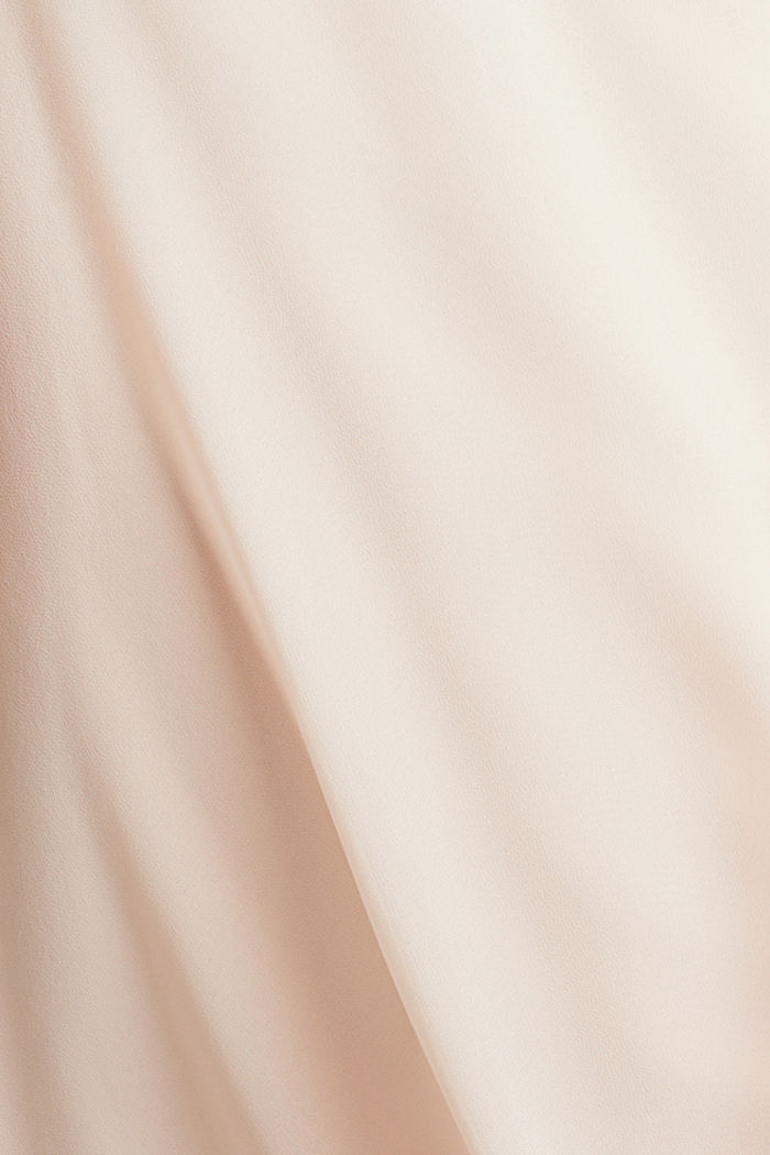 Reciclado: vestido con espalda de encaje, PASTEL PINK, detail image number 4