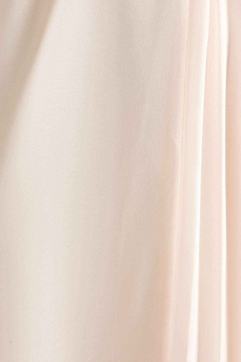 Recycled: crêpe dress with a belt, PASTEL PINK, detail image number 2