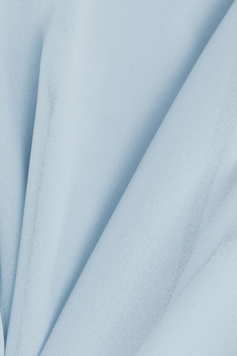Recycled: dress with lace back, PASTEL BLUE, detail image number 4