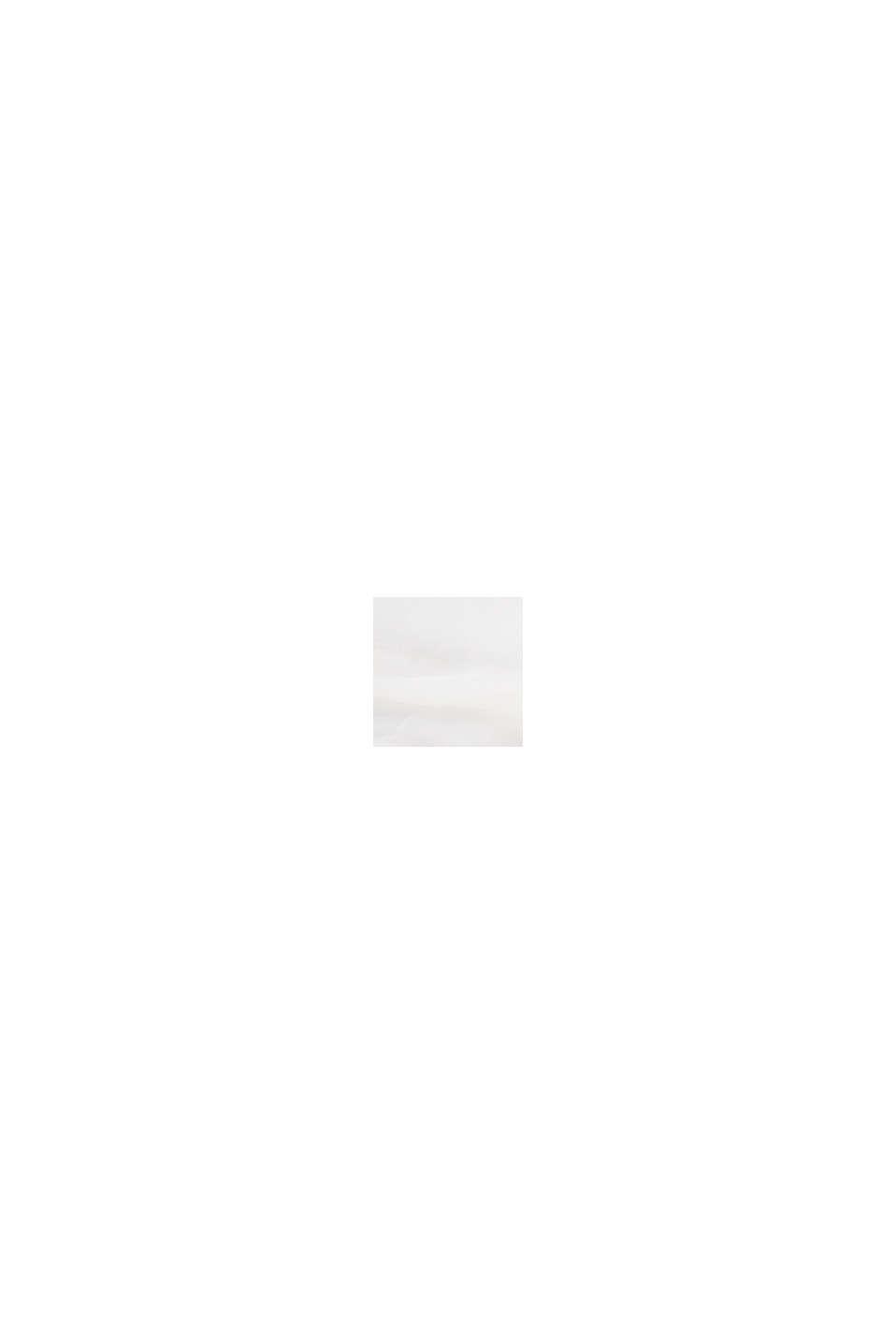 Blousetop van LENZING™ ECOVERO™, OFF WHITE, swatch