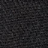 Van linnen: boxy blousetop, BLACK, swatch