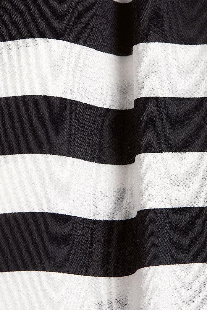 Crêpe blouse, LENZING™ ECOVERO™, NEW OFF WHITE, detail image number 4