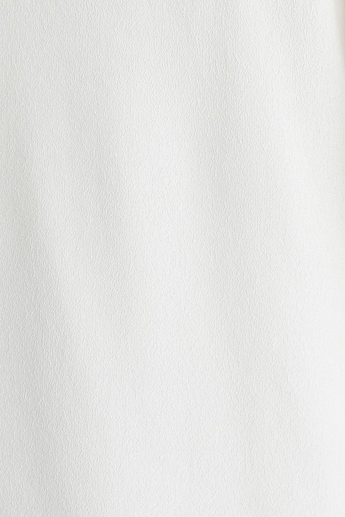 Träger-Top aus LENZING™ ECOVERO™, OFF WHITE, detail image number 4
