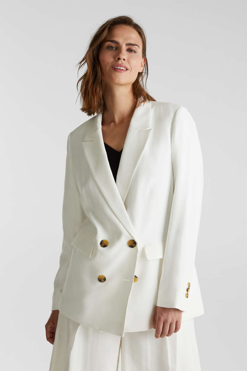 Esprit - SUMMER BIZ Blazer Mix + Match