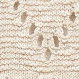 Openwork jumper made of ribbon yarn, LIGHT BEIGE, swatch