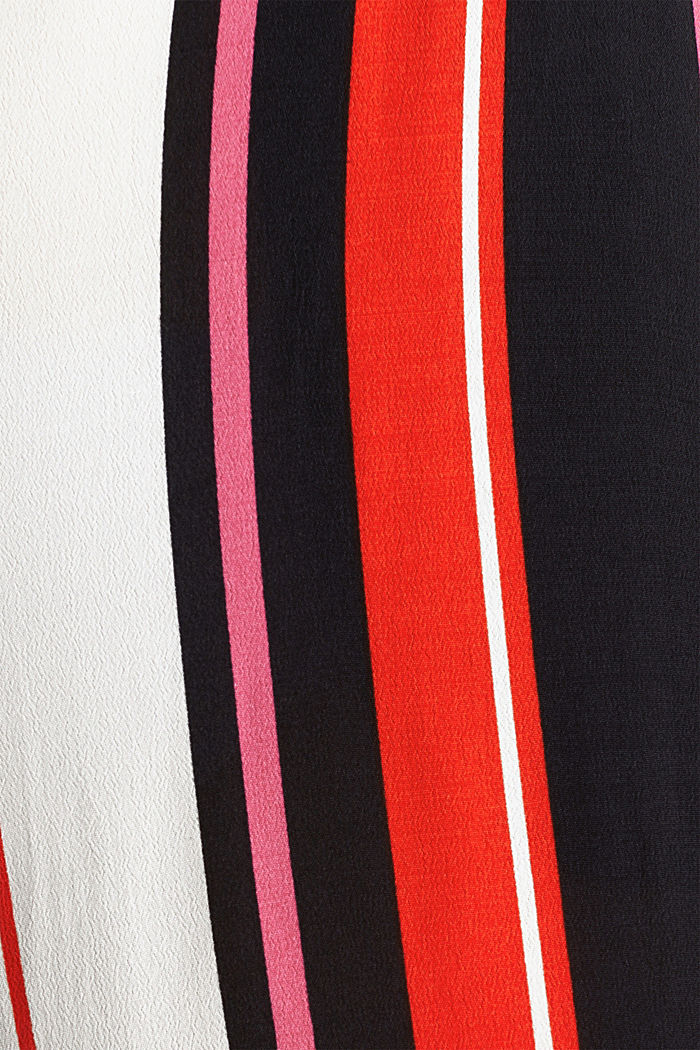 Wrap-look crêpe jumpsuit, BLACK, detail image number 4