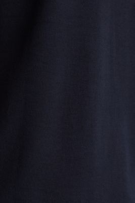 With TENCEL™: top with bows, NAVY, detail