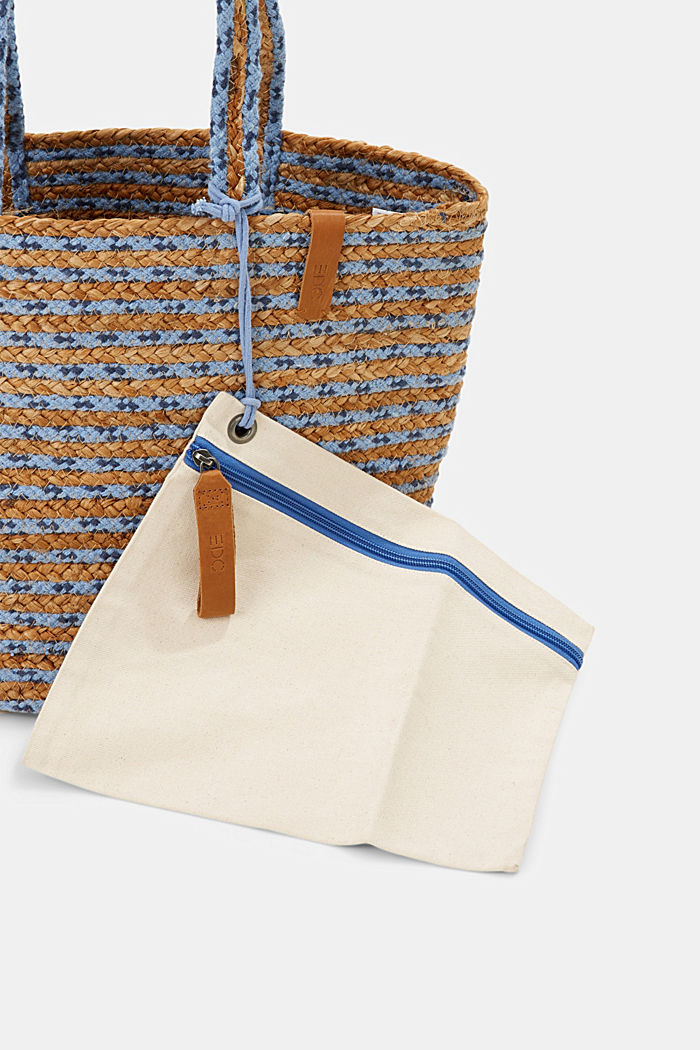 Handmade: Jute shopper bag