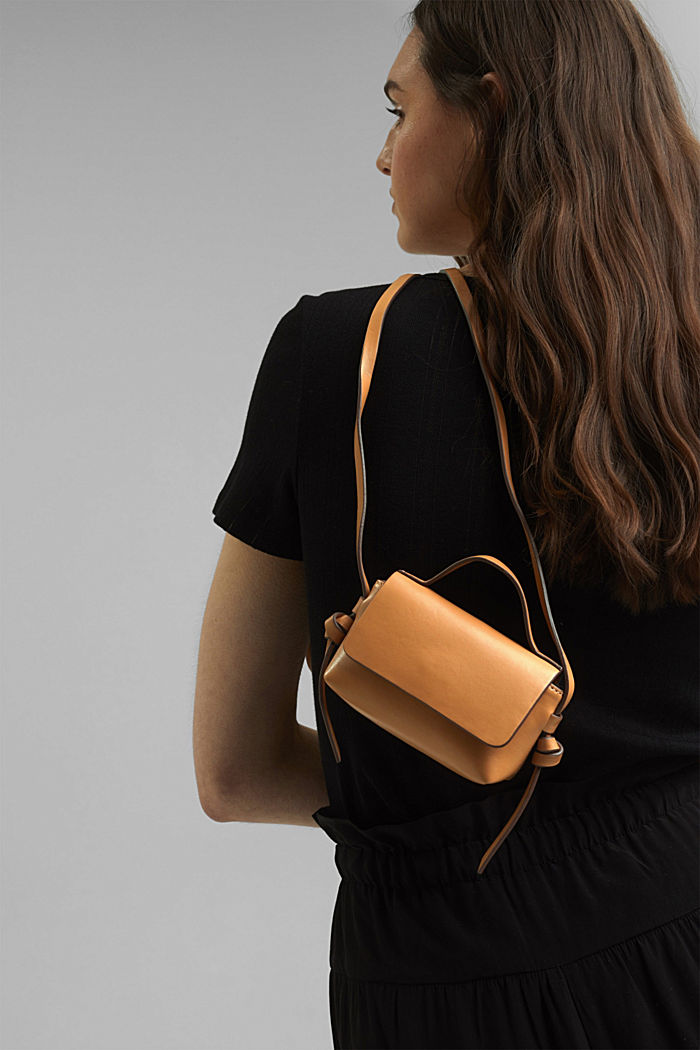 Vegan: Mini shoulder bag