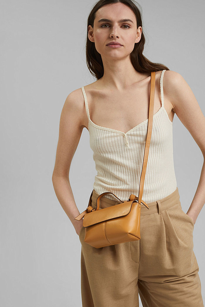 Vegan: small shoulder bag