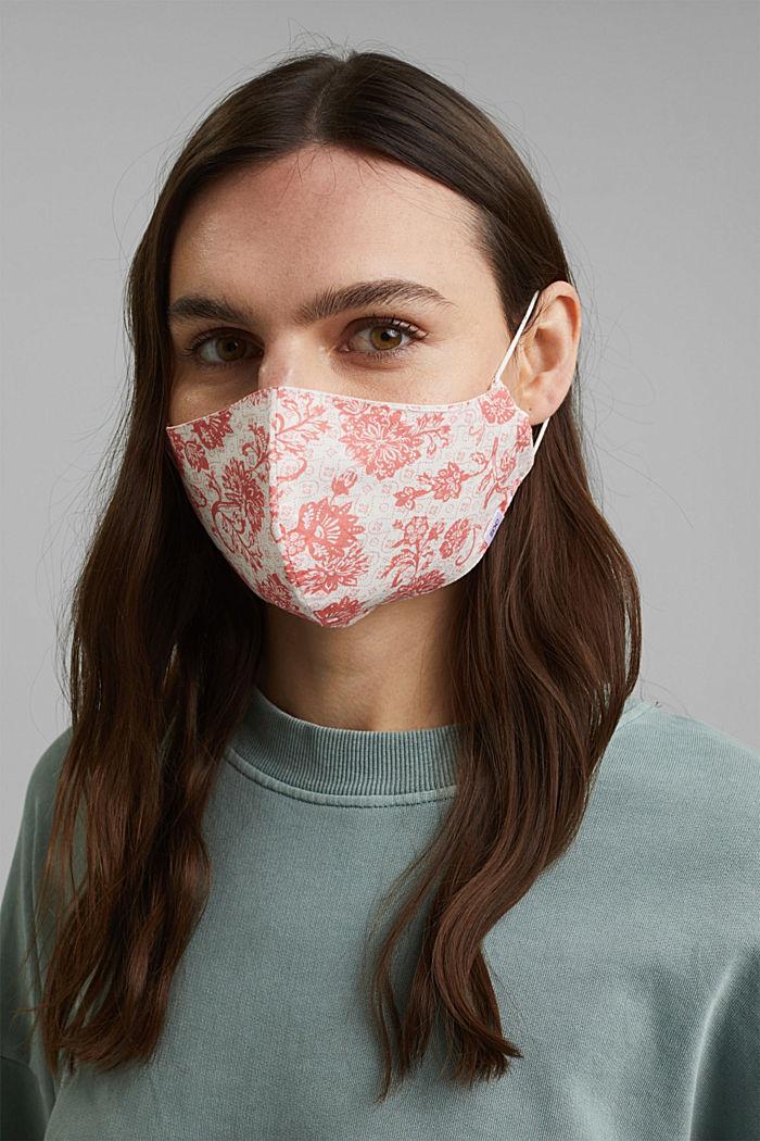 Masque, 100% coton biologique