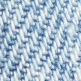 Pantalón culotte vaquero con detalles desgastados y algodón ecológico, BLUE LIGHT WASHED, swatch