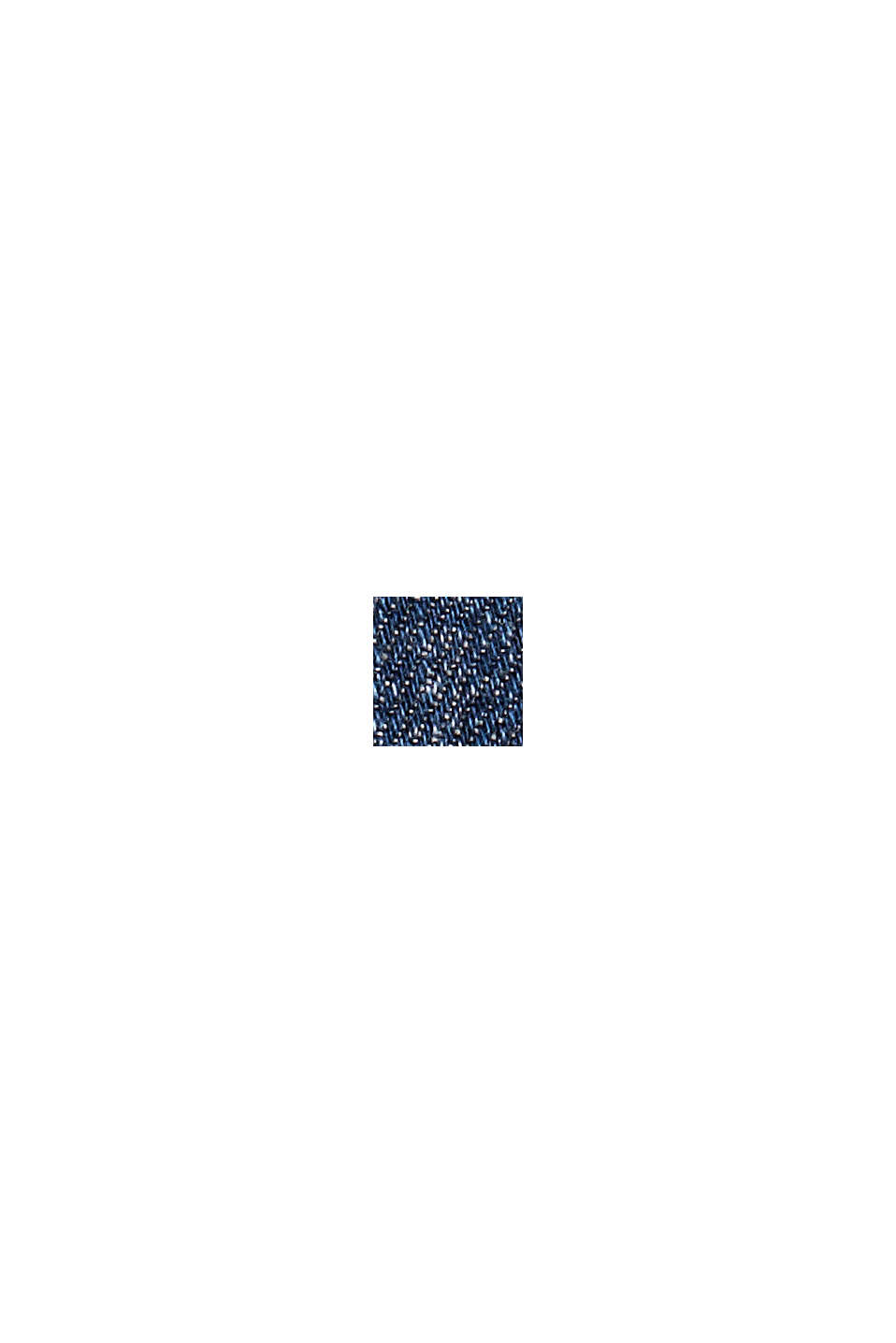 #ReimagineNaturalLifestyle: Vaqueros estilo paper bag, BLUE MEDIUM WASHED, swatch
