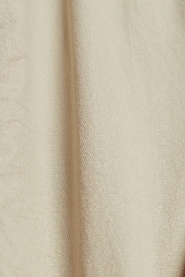 PLAY trousers made of 100% organic cotton, BEIGE, detail image number 4