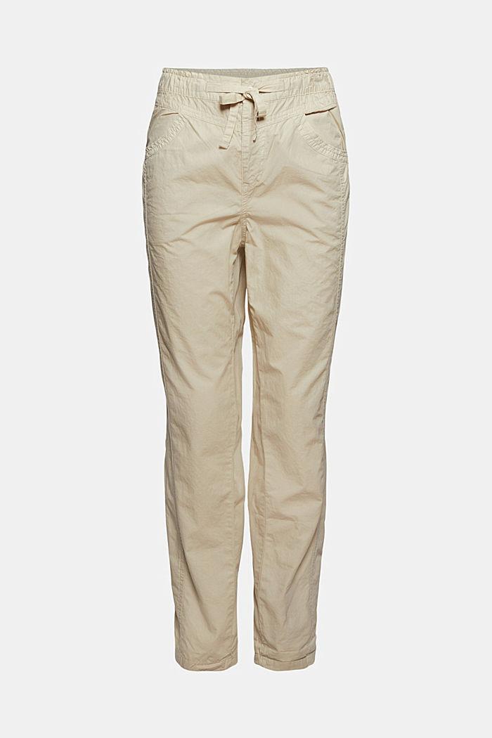 Pantalon PLAY 100% coton biologique