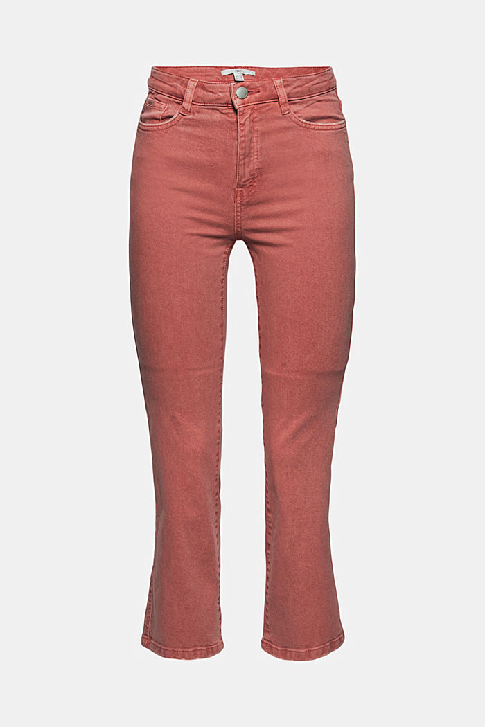Pantalon stretch évasé