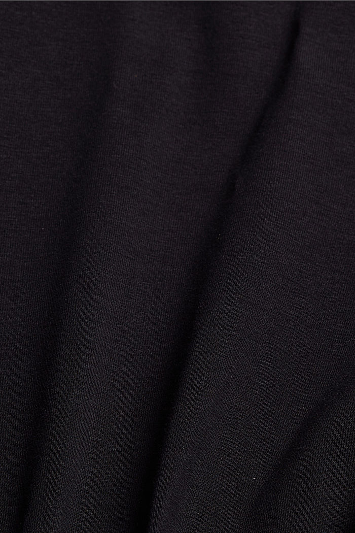 Shorts knitted, BLACK, detail image number 4
