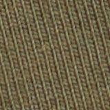 Jersey-Midirock aus Organic Cotton, LIGHT KHAKI, swatch