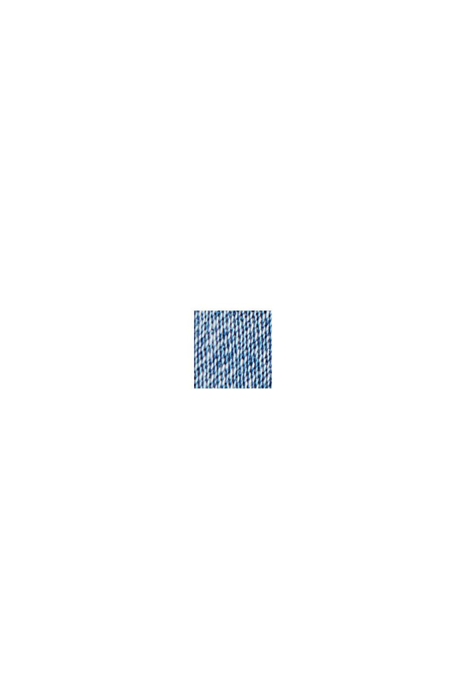 Jeansrock in Jogger-Qualität, BLUE LIGHT WASHED, swatch