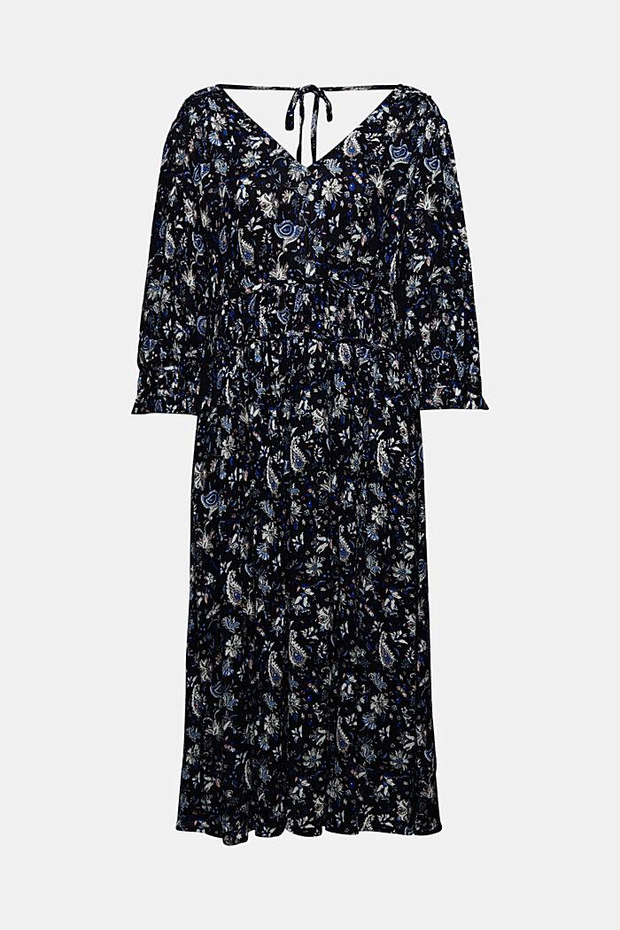 Print-Kleid aus LENZING™ ECOVERO™