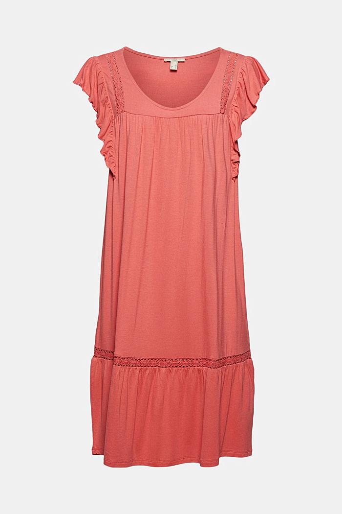 Jersey dress made of LENZING™ ECOVERO™