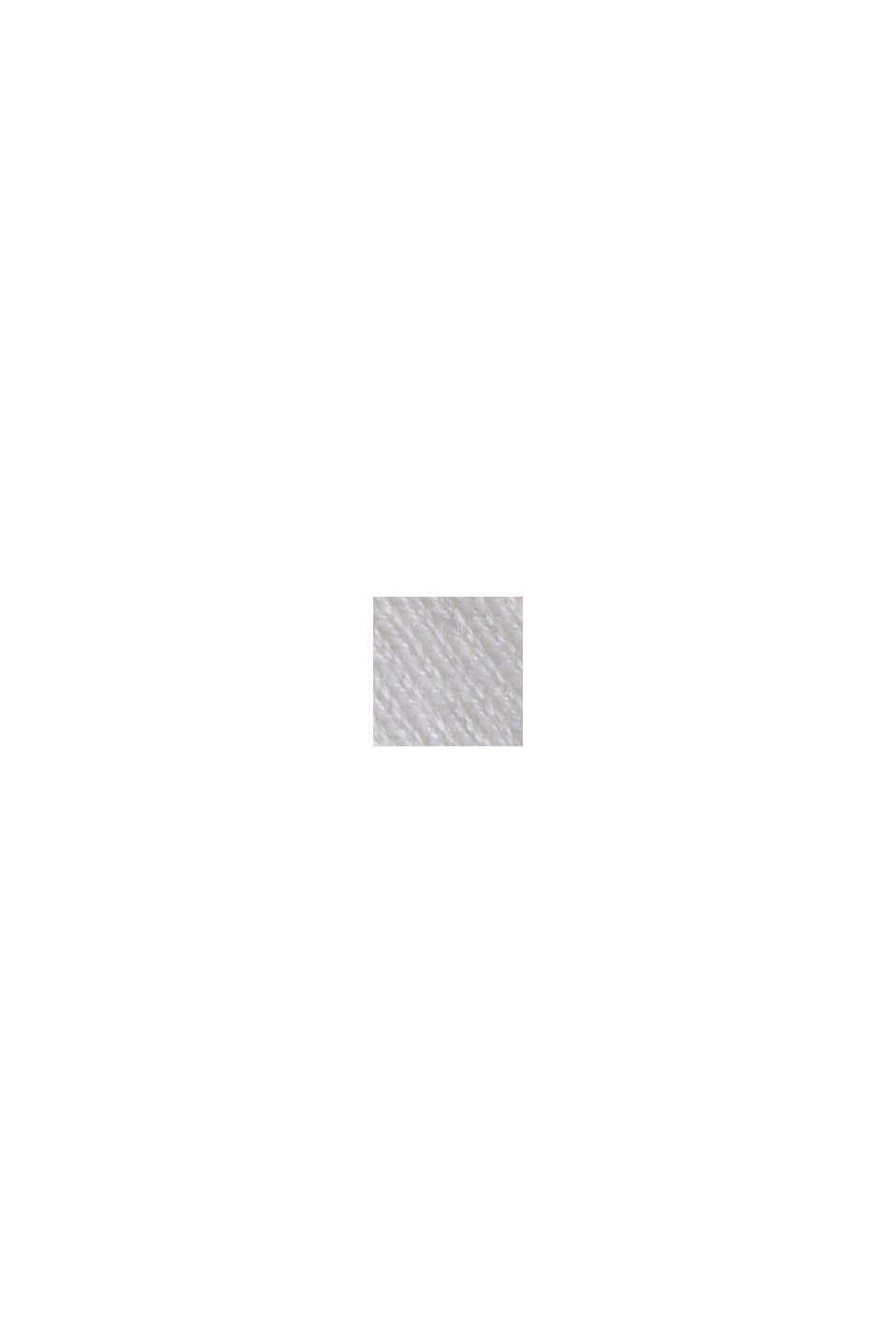 Offener Cardigan aus 100% Organic Cotton, WHITE, swatch