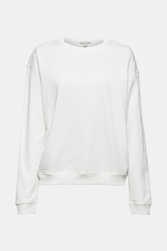 Sweatshirt aus 100% Organic Cotton