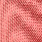 Basic V-Neck-Shirt aus Organic Cotton, CORAL, swatch