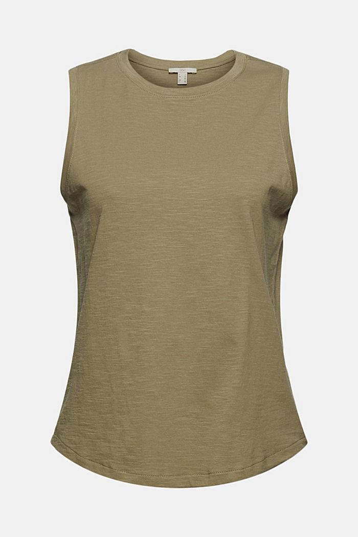 Tank-Top aus Organic Cotton