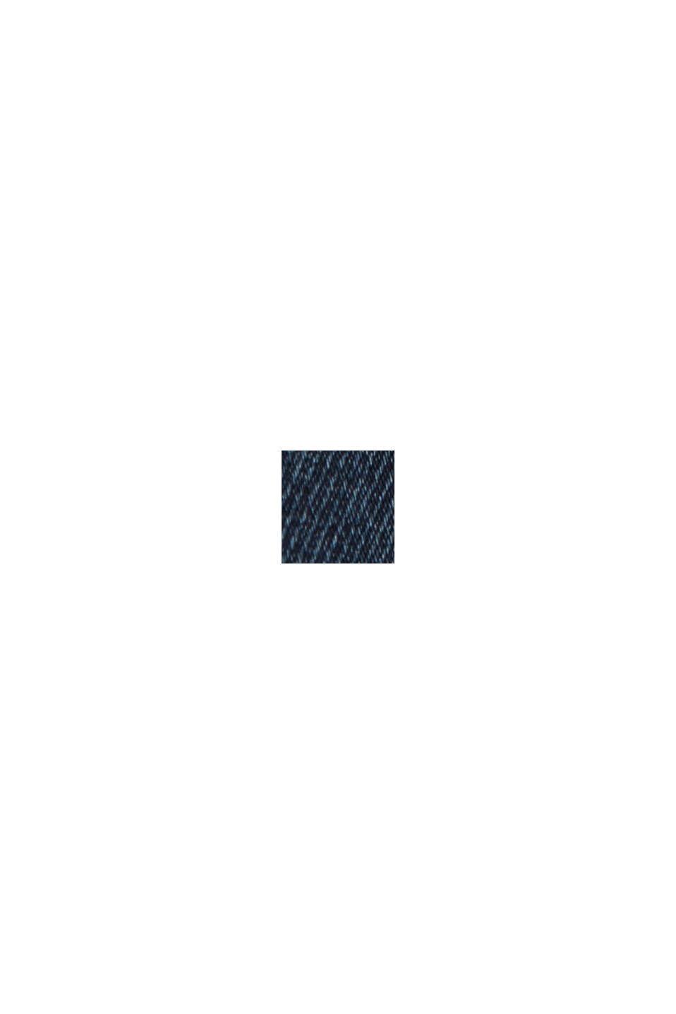 Jeans-Shorts aus Organic Cotton, BLUE DARK WASHED, swatch